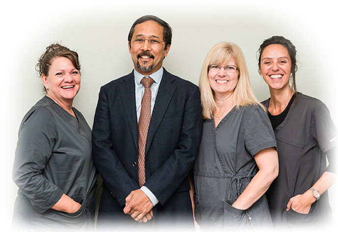 Dr. Zak Ali M.D. and the Staff of Jefferson Neurology